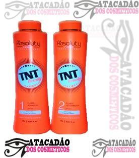 TNT Beauty - Progressiva sem formol